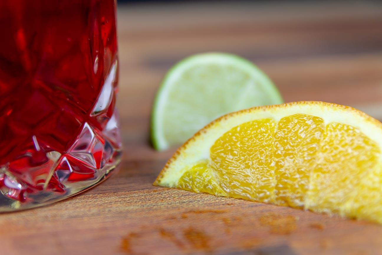 Rhubarb Rosso – Mocktailresepti